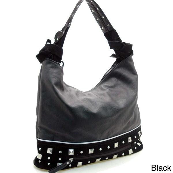 Dasein Women's Fashion Hobo Bag