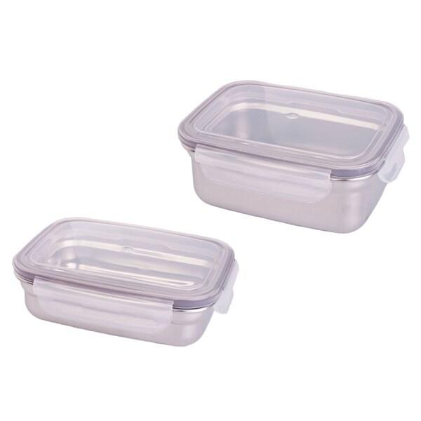 Innobaby Stainless Steel Bento Container Set