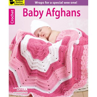 Leisure Arts-Baby Afghans
