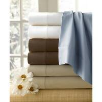 Basics Combed Cotton Collection 300 Thread Count Sheet Set