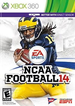 Xbox 360 - NCAA Football 14