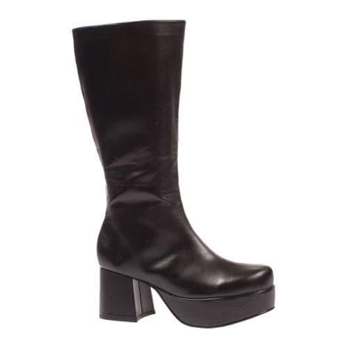 Men's Ellie Simmons-312 Black Platform Boots
