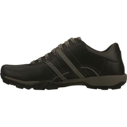 Men's Skechers Urban Tread Refresh Black/Gray