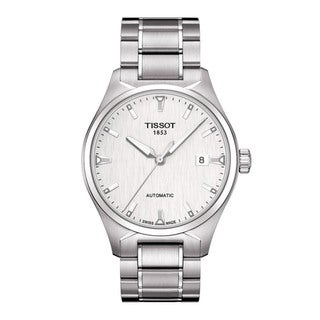 Link to Tissot Men's T0604071103100 'T-Tempo' Stainless Steel Automatic Classic Watch Similar Items in Men's Watches