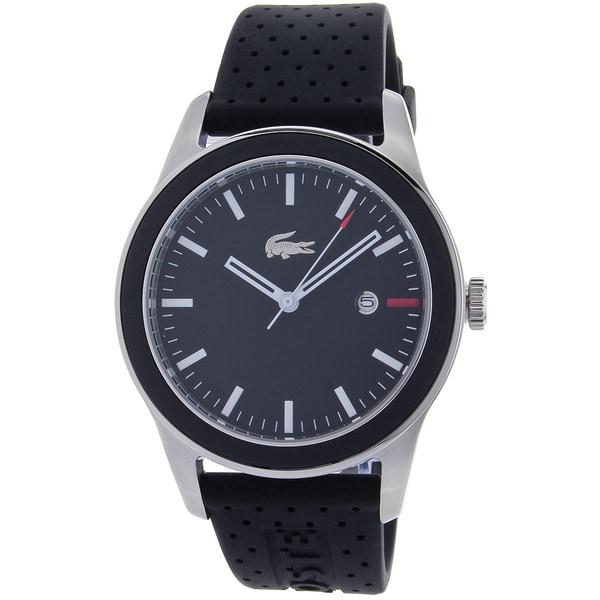 Lacoste Men's Advantage Rubber Watch