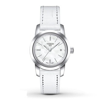 Tissot Women's 'Classic Dream' Mother of Pearl Watch