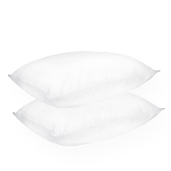 Home Accents Extra Firm Density Support Down Alternative Jumbo-size Pillow (Set of 2)