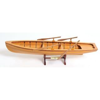 Old Modern Handicrafts Boston Whitehall Tender Model Boat