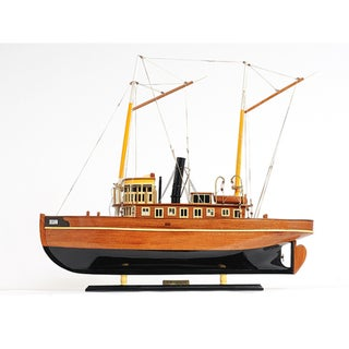 Old Modern Handicrafts Seguin Model Boat