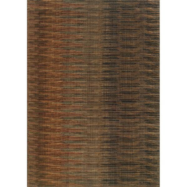 Indoor Brown Rust Area Rug 9 10 X 12 10 9 10 X 12 10