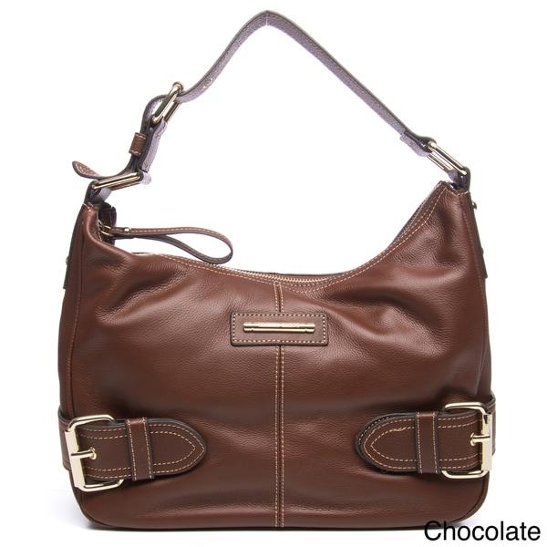 fc70a0085c05 Shop Franco Sarto Jolie Hobo Handbag - Free Shipping Today ...