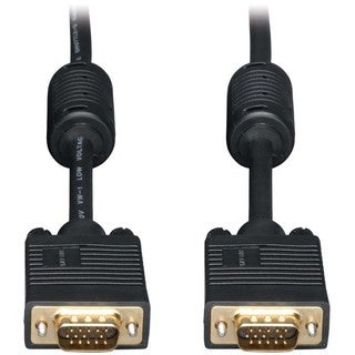 Tripp Lite 30ft VGA Coax Monitor Cable with RGB High Resolution HD15