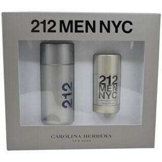 Carolina Herrera 212 2-piece Gift Set