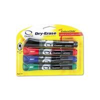 EnduraGlide Bullet Tip Dry Erase Markers (Set of 4)