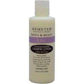 Demeter Lilac Women's 4-ounce Calming Lotion