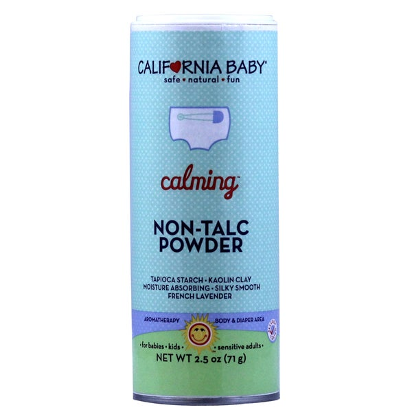Shop California Baby Calming Non Talc 2 5 Ounce Powder