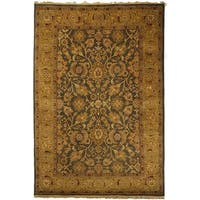 Safavieh Hand-knotted Dynasty Apricot Wool Rug - 9' x 12'