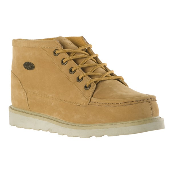Lugz Men's 'Entity' Nubuck Leather Lace-up Ankle Boots