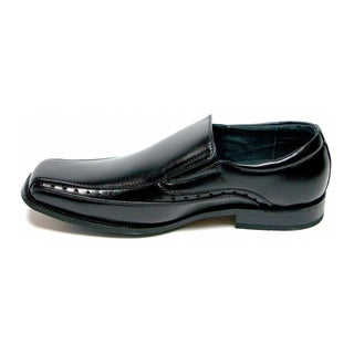 Delli Aldo Men's Slip-on Square Toe Loafers
