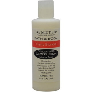Demeter Cherry Blossom Women's 4-ounce Calming Lotion