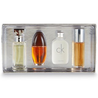 Calvin Klein Variety Women's 4-piece Mini Gift Set