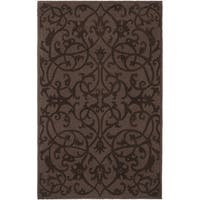 Safavieh Handmade Irongate Brown New Zealand Wool Rug - 3' x 5'