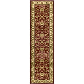 Safavieh Lyndhurst Traditional Oriental Red/ Ivory Rug (2'3 x 10')