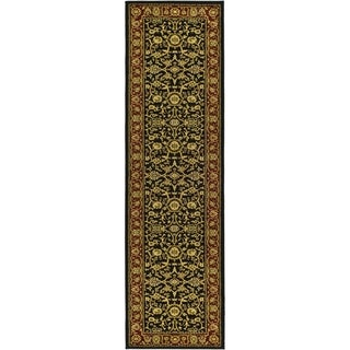 Safavieh Lyndhurst Traditional Oriental Black/ Red Rug (2'3 x 22')
