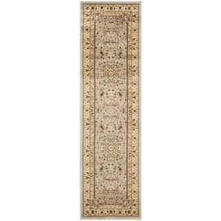Safavieh Lyndhurst Traditional Oriental Grey/ Beige Rug (2'3 x 20')