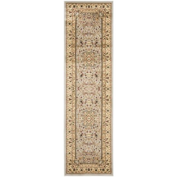 Safavieh Lyndhurst Traditional Oriental Grey/ Beige Rug (2'3 x 22')
