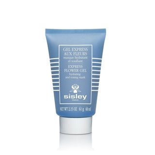 Sisley Express Flower Gel Toning Firming and Hydrating Mask