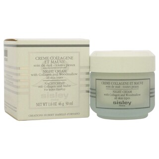 Sisley 1.6-ounce Night Cream with Collagen and Woodmallow