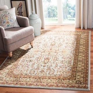 Safavieh Lyndhurst Traditional Oriental Grey/ Beige Rug (5'3 x 7'6)