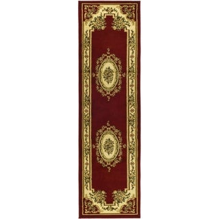 Safavieh Lyndhurst Traditional Oriental Red/ Ivory Rug (2'3 x 12')