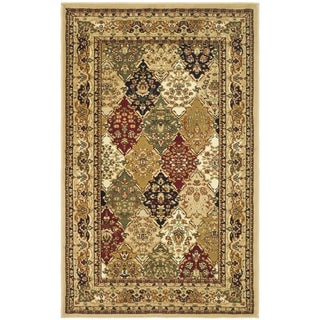 Safavieh Lyndhurst Traditional Oriental Multicolor/ Black Rug (2'3 x 4')
