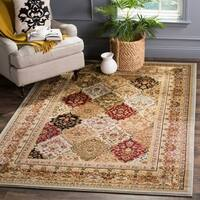 Safavieh Lyndhurst Traditional Oriental Grey/ Multicolored Rug - 8'11' x 12'