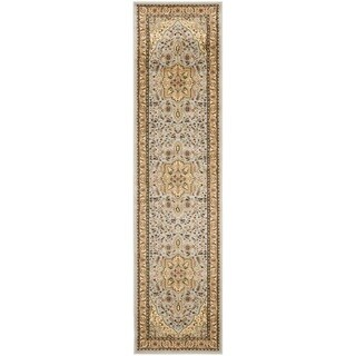 Safavieh Lyndhurst Traditional Oriental Grey/ Beige Rug (2'3 x 7')