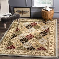 Safavieh Lyndhurst Traditional Oriental Grey/ Multicolored Rug - 5'3 x 7'6