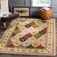 Safavieh Lyndhurst Traditional Oriental Grey/ Multicolored Rug - 6' x 9'