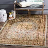 Safavieh Lyndhurst Traditional Oriental Grey/ Beige Area Rug - 8' x 11'