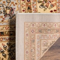 Safavieh Lyndhurst Traditional Oriental Grey/ Beige Rug - 8'11 x 12'