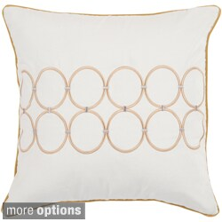 Greenwood Down or Poly Filled Throw Pillow