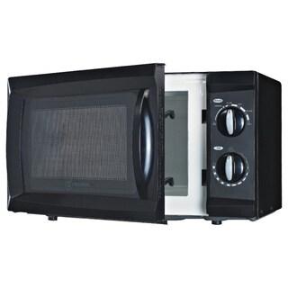 Westinghouse 0.6 Cubic Feet Black Microwave