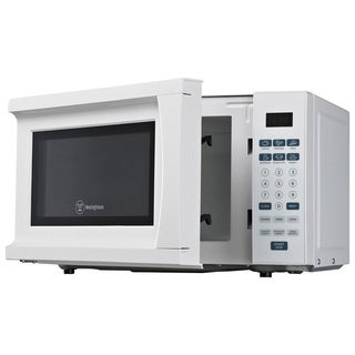 Westinghouse White 0.7 cubic foot Microwave