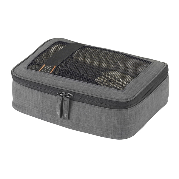 TUMI T-Tech Medium Charcoal Packing Cube