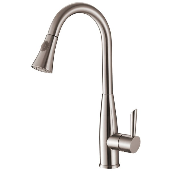 BIDET4ME KM-07E Kitchen Sink Faucet Pull Down/Out 2 Functions Spray ...
