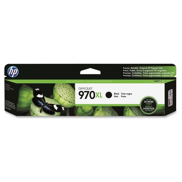 HP 970XL Original Ink Cartridge - Single Pack