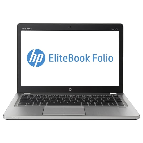 "HP EliteBook Folio 9470m 14"" LCD 16:9 Ultrabook - 1600 x 900 - Intel"