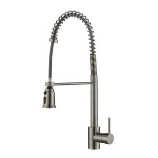 pull out kitchen faucets - shop the best brands today - overstock
