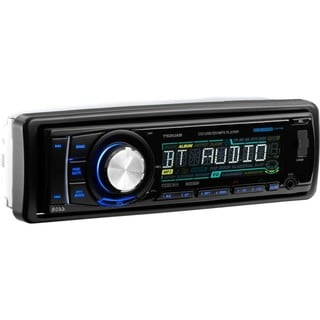 BOSS AUDIO 752UAB Single-DIN CD/MP3 Player, Receiver, Bluetooth, Deta